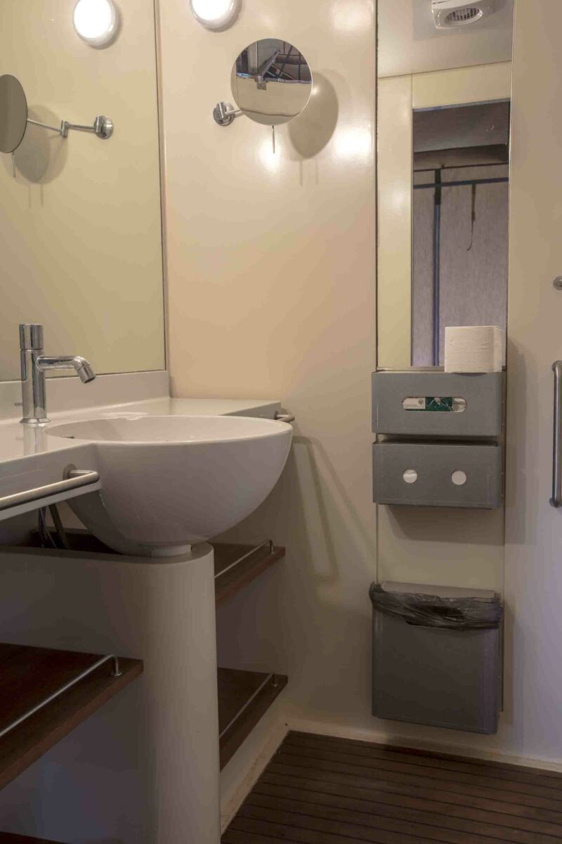 boerderijcamping de kooiplaats badkamer