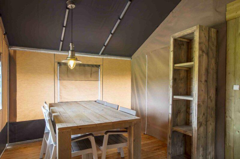 boerderijcamping de kooiplaats luxe interieur