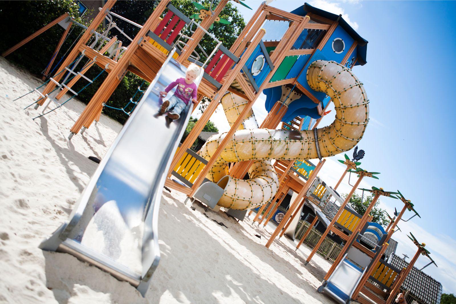de boshoek speeltuin
