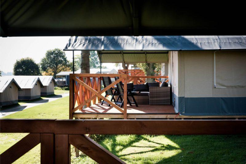 safari de luxe tent
