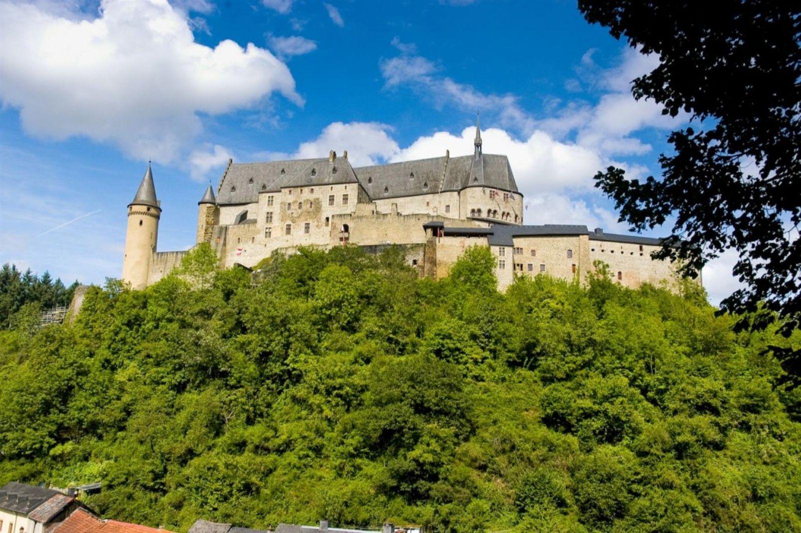 nommerlayen kasteel