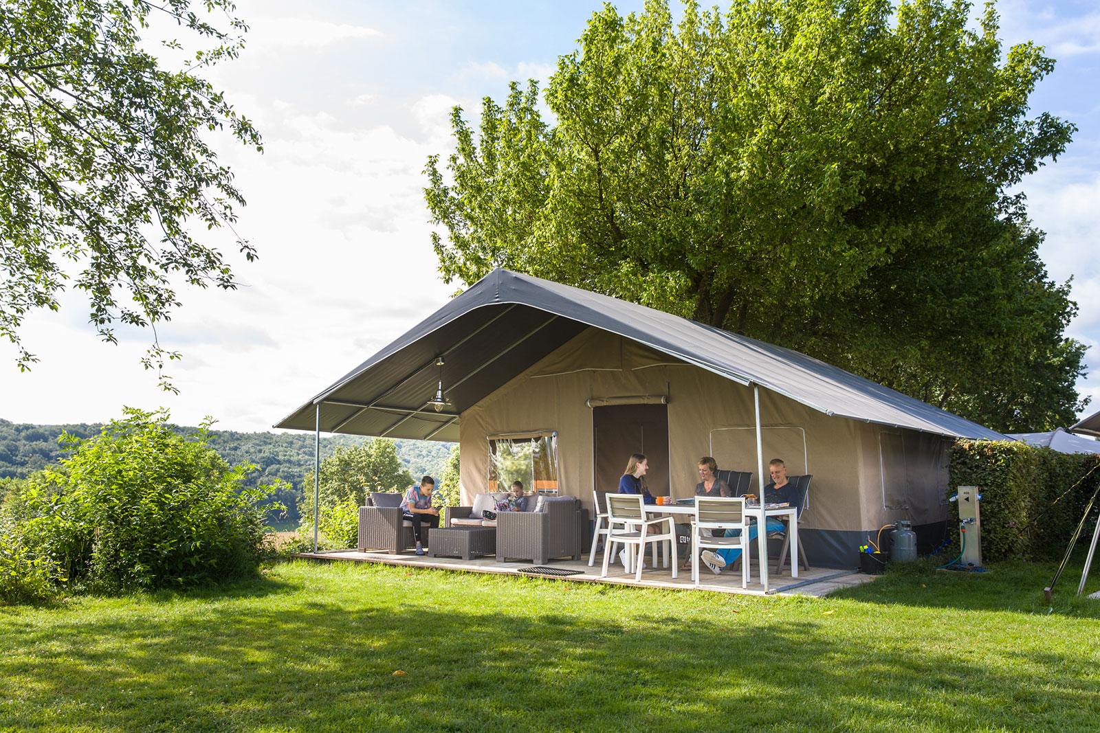 Panorama Camping De Gulperberg