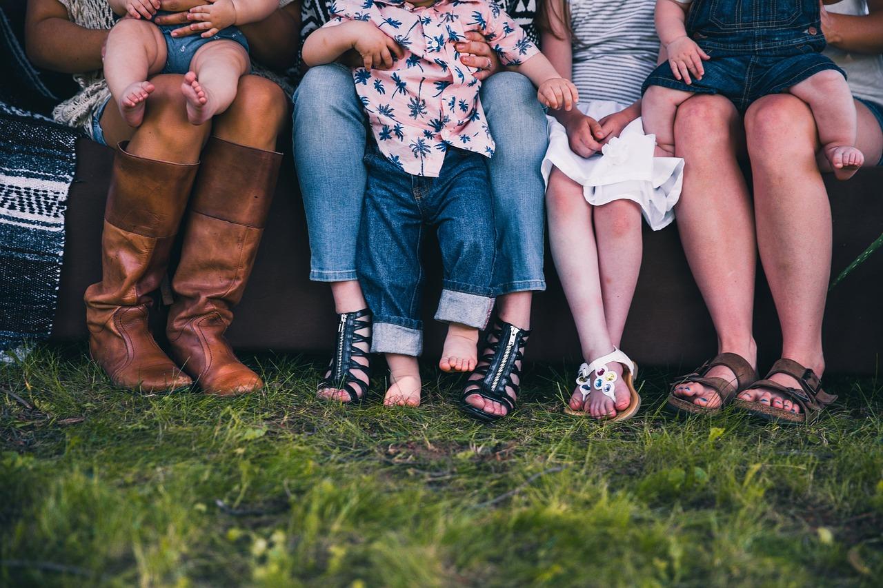 Vakantie met groot gezin